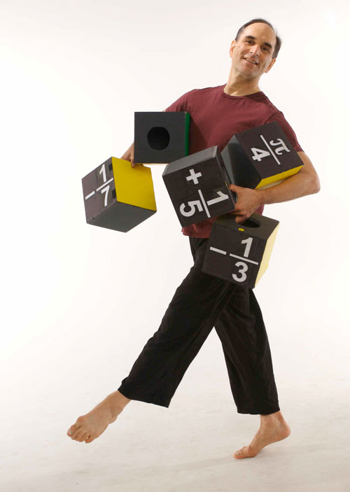 Karl Schaffer Dancing with Boxes